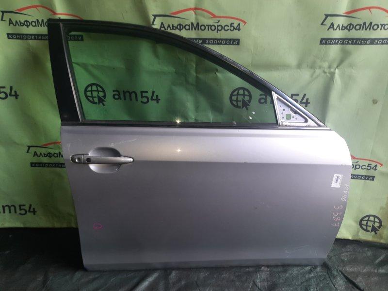Дверь Toyota Camry ACV40 2AZ-FE 2008 передняя правая