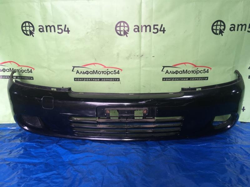 Бампер Toyota Funcargo NCP20 2NZ-FE 2000 передний