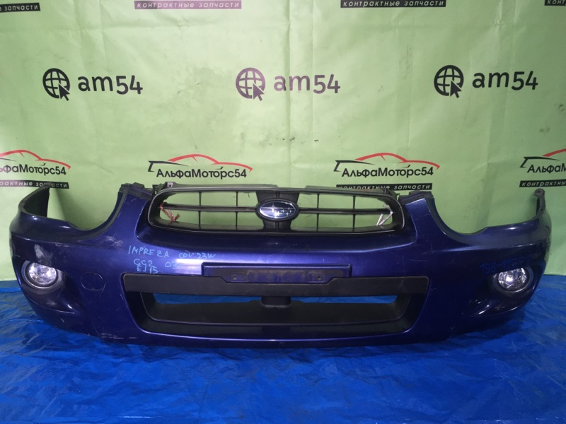 Бампер Subaru Impreza GG2 EJ152 2003 передний
