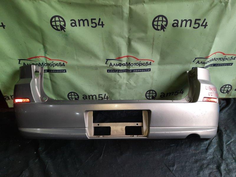 Бампер Nissan Liberty M12 SR20DE 2000 задний