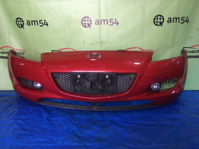 Бампер Mazda Rx-8 SE3P 13B 2005 передний