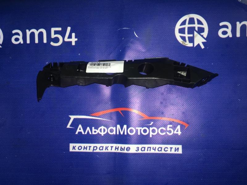 Кронштейн крепления бампера Toyota Wish ANE10 1AZ-FSE 2004 передний левый