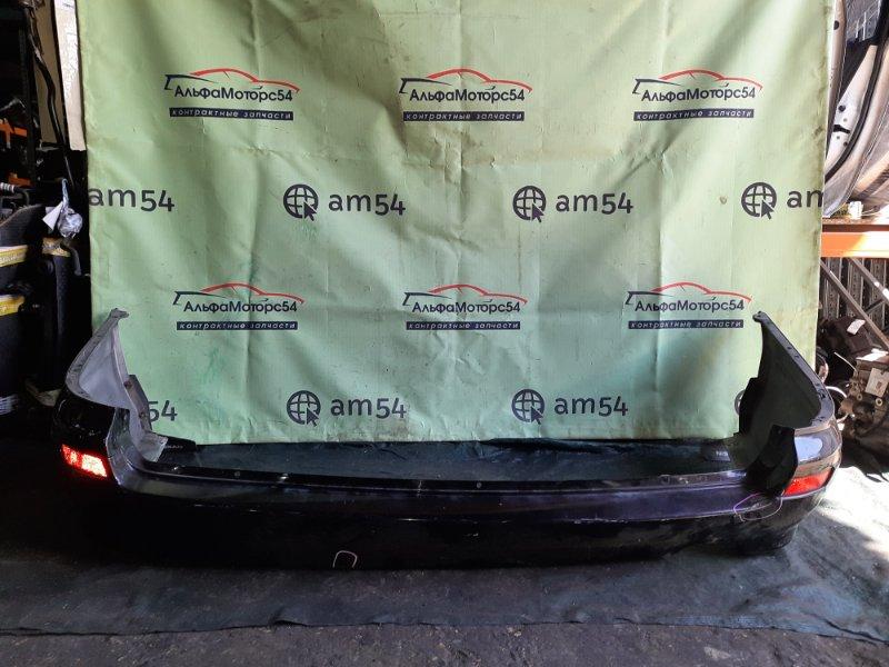 Бампер Nissan Avenir W11 QG18DE 2003 задний
