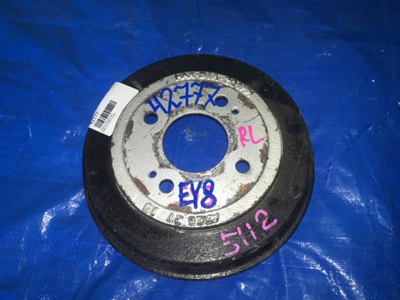 Тормозной барабан Honda Partner EY8 D16A задний