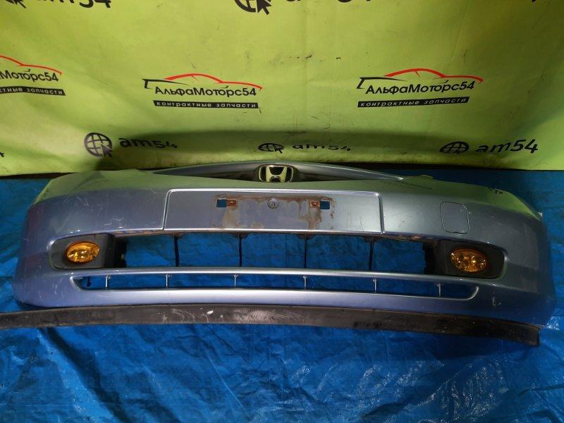 Бампер Honda Fit GD1 L13A 2001 передний