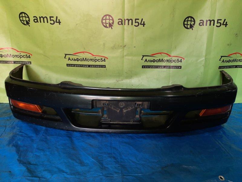 Бампер Nissan Laurel C35 RB20DE 1997 передний