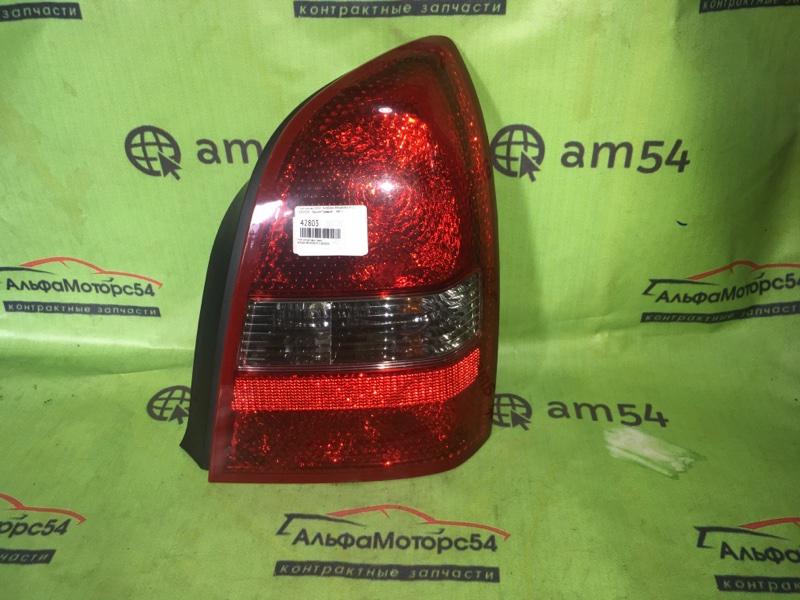 Стоп-сигнал Nissan Primera P12 QG18DE задний правый
