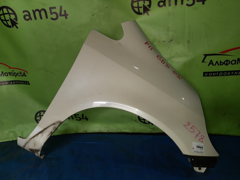 Крыло Honda Fit GD1 L13A 2003 переднее правое
