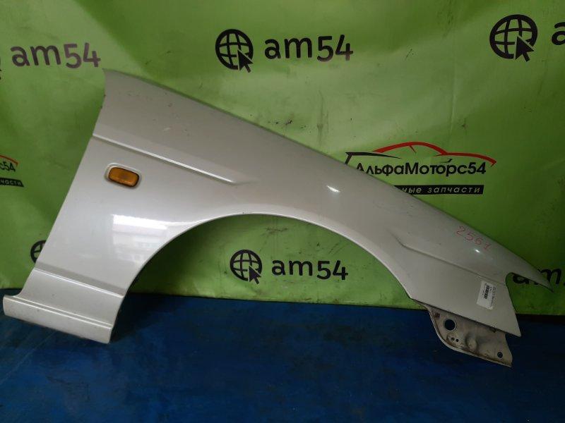 Крыло Nissan Laurel C35 RB20DE 1999 переднее правое
