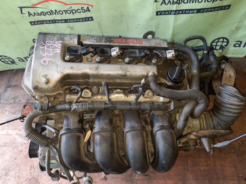 Двигатель Toyota Wish ZNE10 1ZZ-FE 2002
