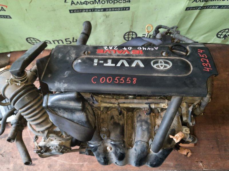 Двигатель Toyota Camry ACV40 2AZ-FE 2007