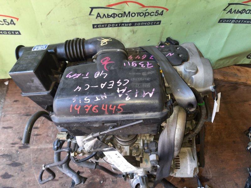 Двигатель Suzuki Swift HT51S M13A 2004