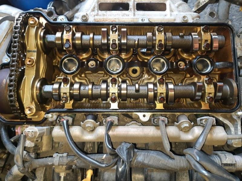 Двигатель Toyota Allion NZT240 1NZ-FE 2006