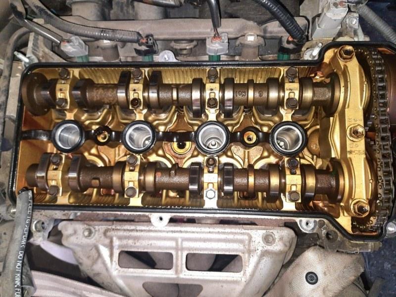 Двигатель Toyota Porte NNP11 1NZ-FE 2005