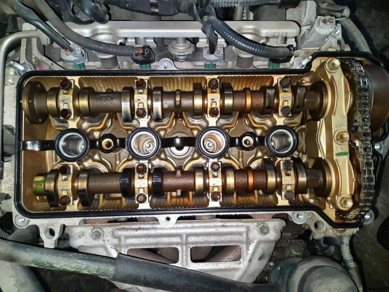 Двигатель Toyota Porte NNP10 2NZ-FE 2004