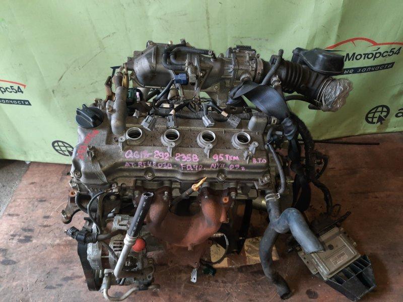 Двигатель Nissan Ad Y11 QG18DE 2008