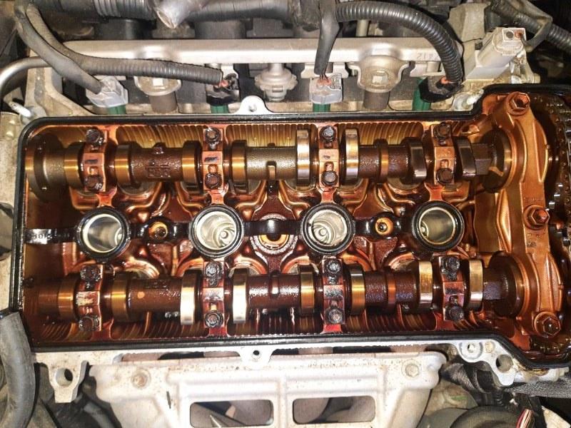 Двигатель Toyota Probox NCP51 1NZ-FE 2007