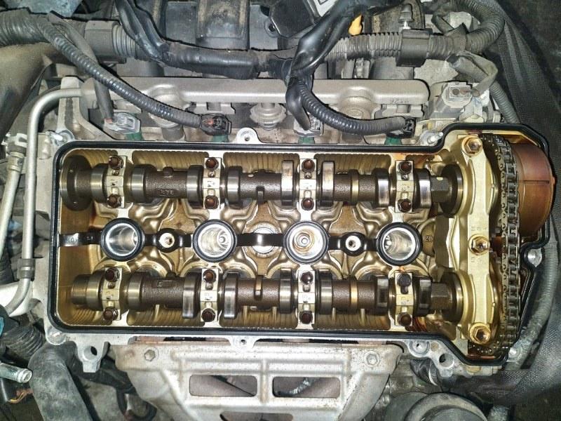 Двигатель Toyota Porte NNP10 2NZ-FE 2009