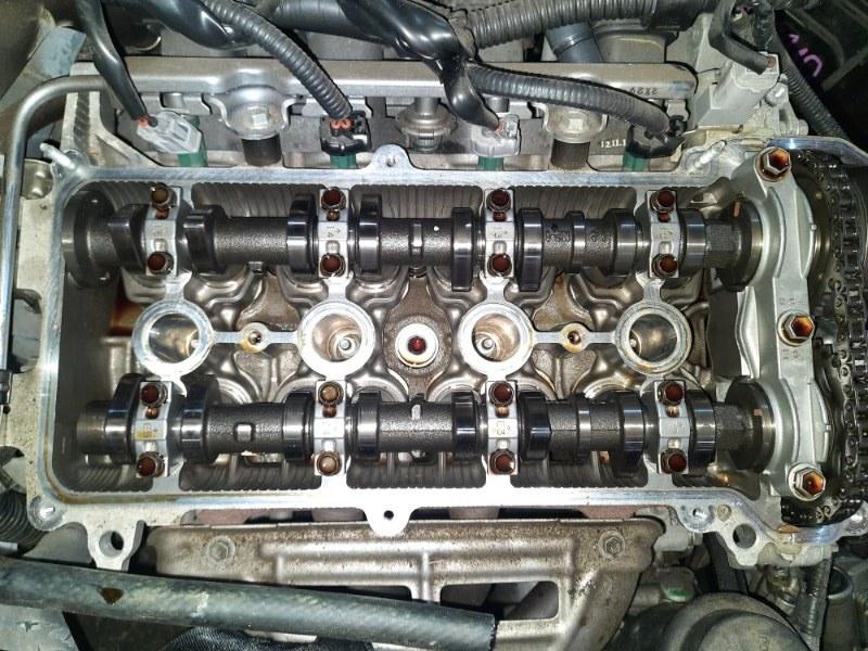 Двигатель Toyota Succeed NCP51 1NZ-FE 2005