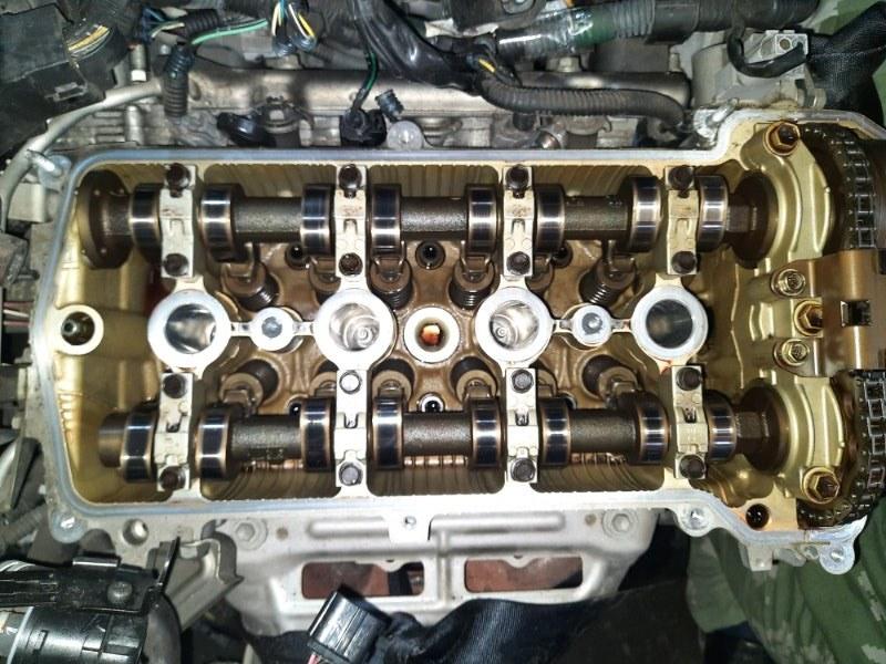 Двигатель Toyota Corolla Fielder NZE141 1NZ-FE 2009