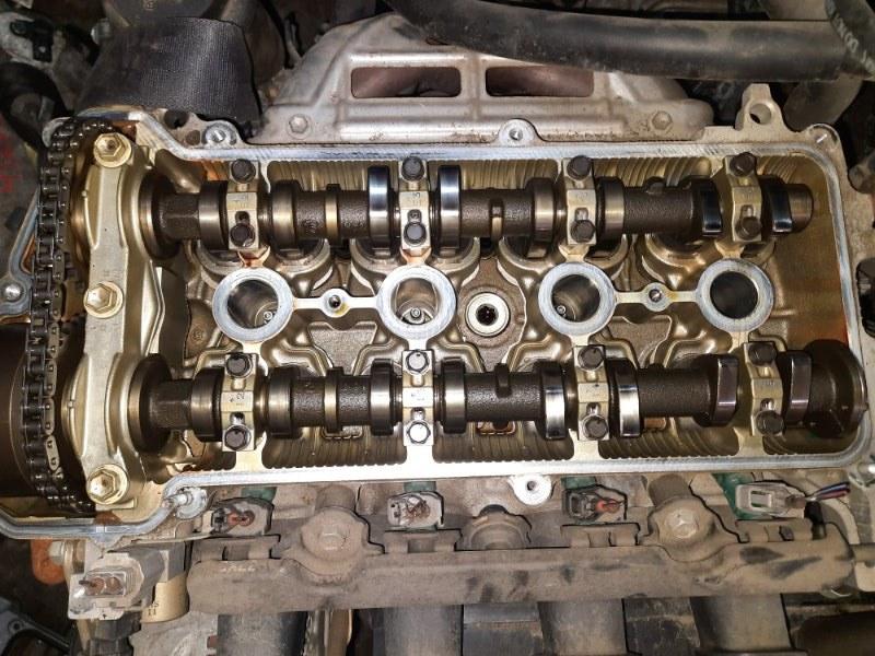 Двигатель Toyota Funcargo NCP20 2NZ-FE 2005