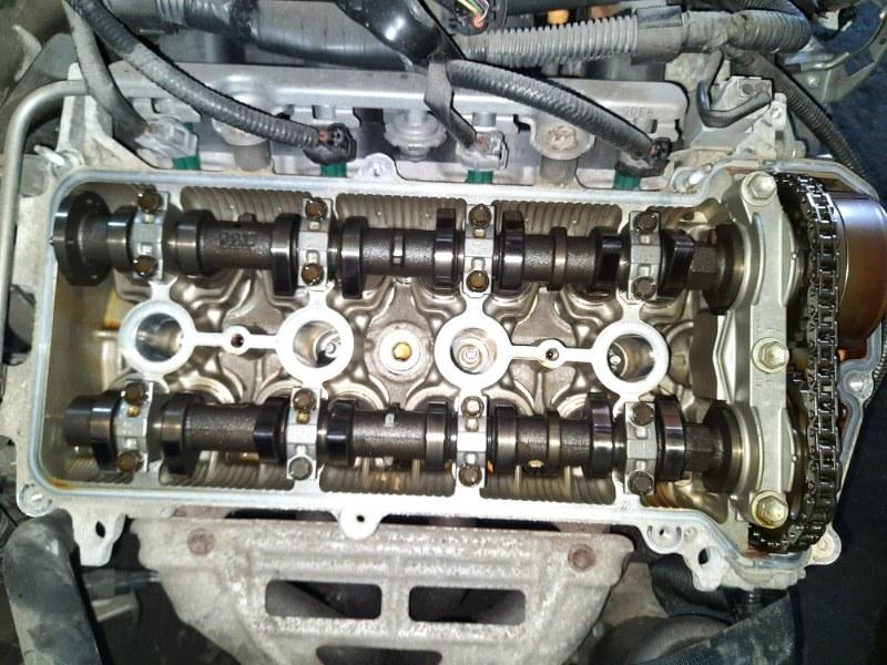 Двигатель Toyota Probox NCP51 1NZ-FE 2009