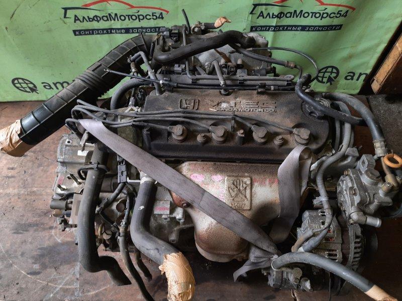 Двигатель Honda Odyssey RA6 F23A 2000