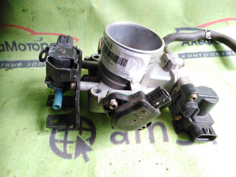 Дроссельная заслонка Honda Fit GD1 L13A 2000