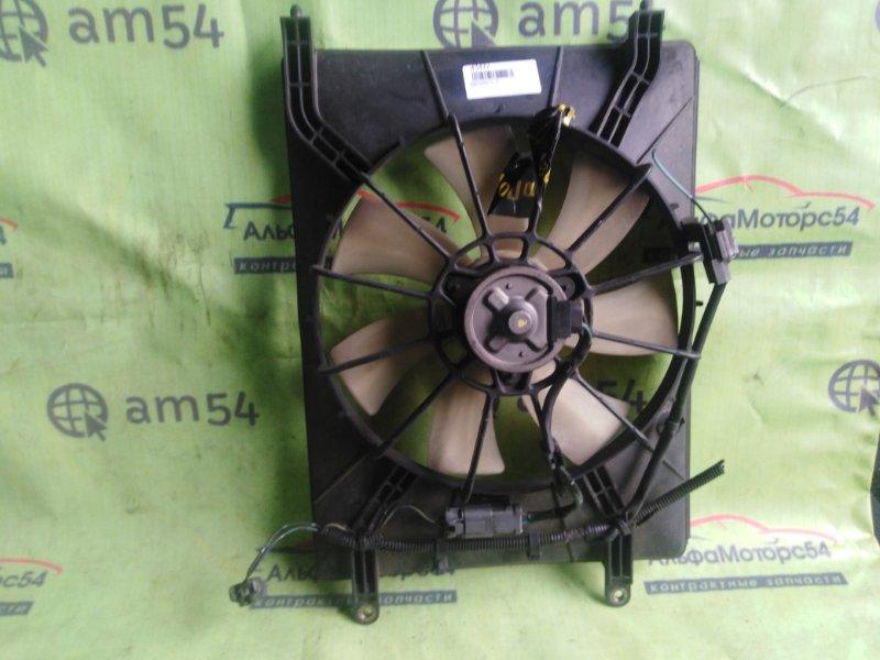 Диффузор радиатора Honda Odyssey RA6 F23A 2000 левый
