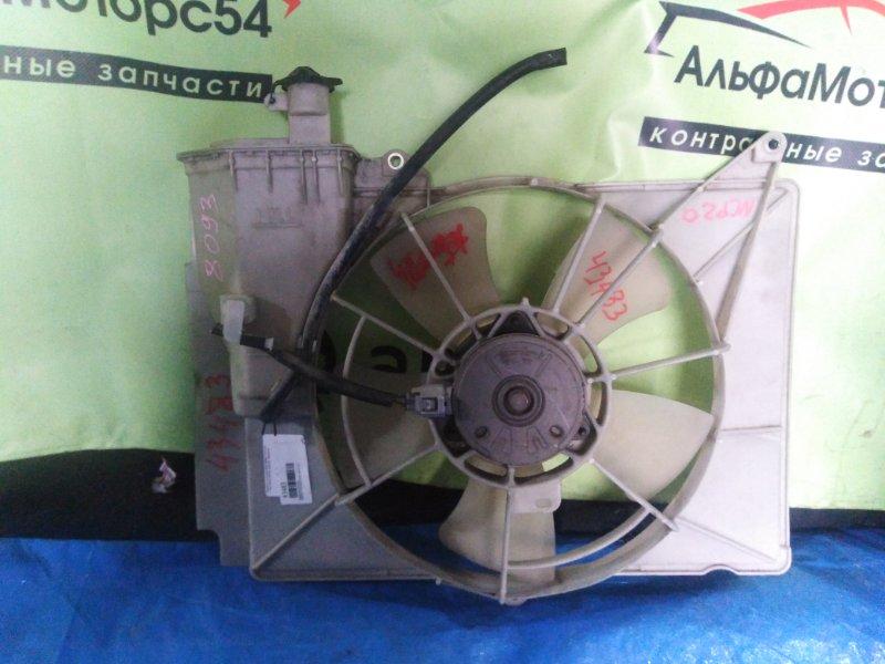 Диффузор радиатора Toyota Funcargo NCP20 2NZ-FE 2002