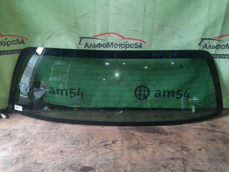 Стекло двери 5-й Toyota Kluger MCU25 1MZ-FE 2003 заднее