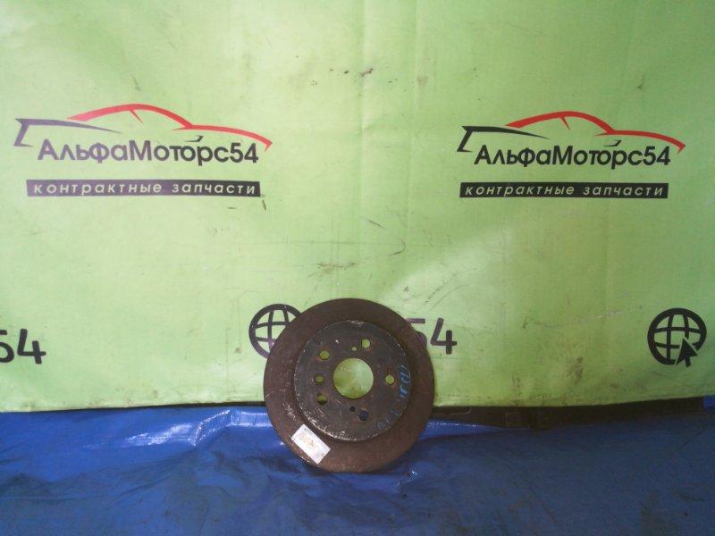 Тормозной диск Toyota Camry ACV40 2AZ-FE 2006 задний