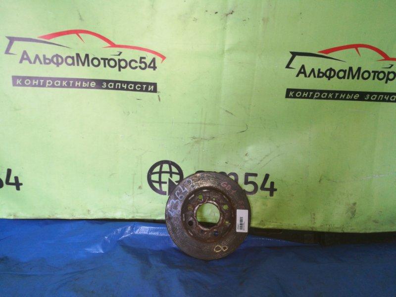 Тормозной диск Honda Fit GD1 L13A 2000 передний