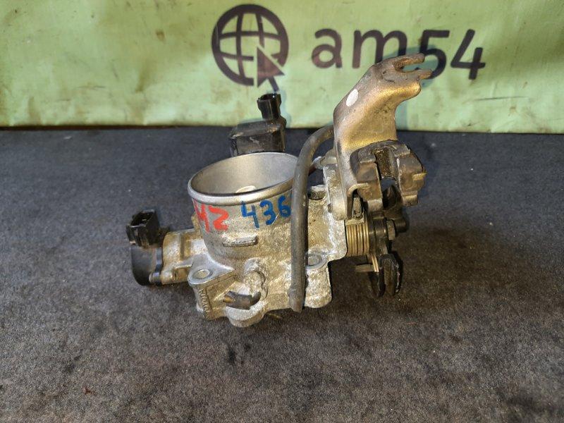 Дроссельная заслонка Toyota Mark Ii Qualis MCV21 2MZ-FE 2000