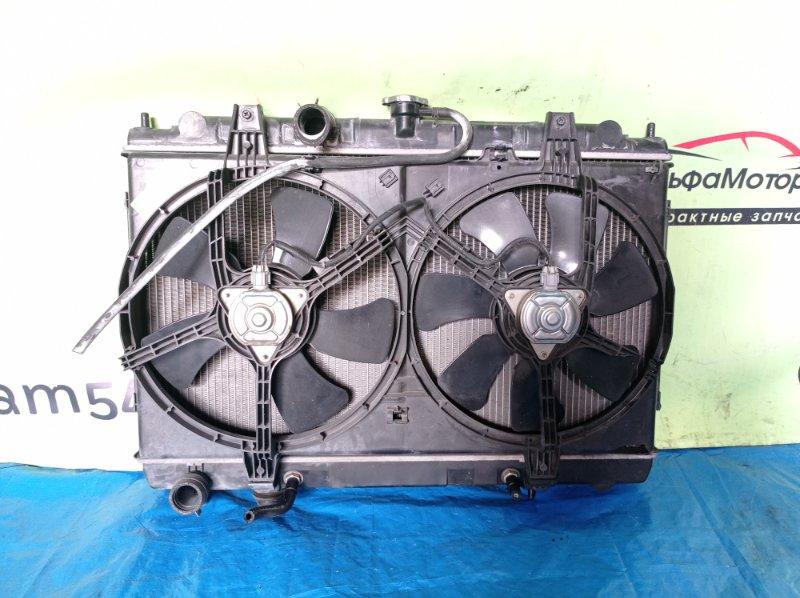 Радиатор основной Nissan Avenir W11 QR20DE 2001