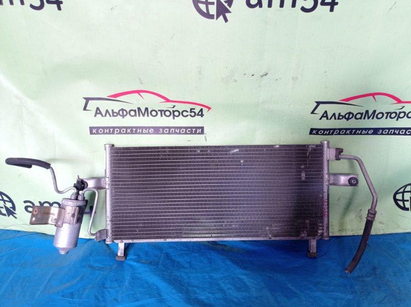 Радиатор кондиционера Nissan Avenir W11 QR20DE 2001