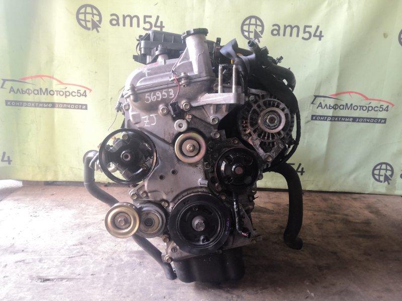 Двигатель Mazda Demio DY3W ZJ-VE 2003