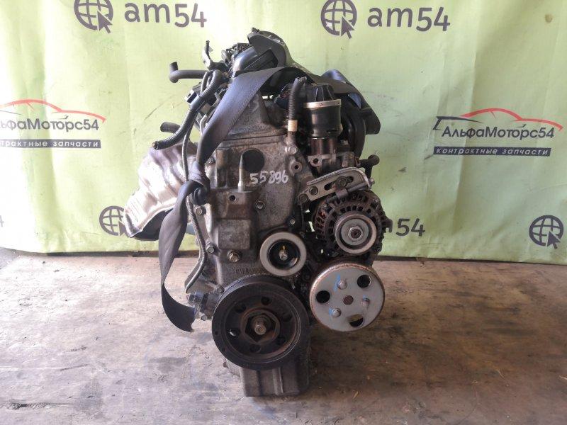 Двигатель Honda Fit GD1 L13A 2003