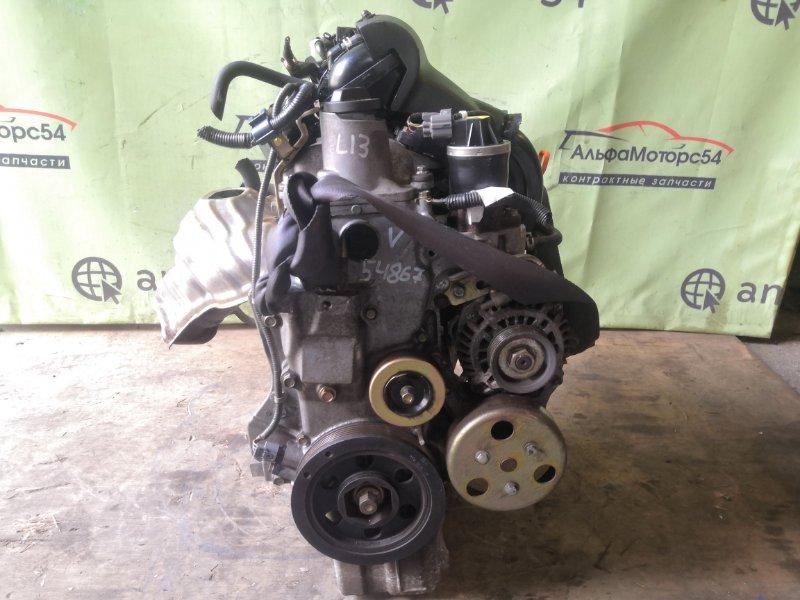 Двигатель Honda Fit GD1 L13A 2000