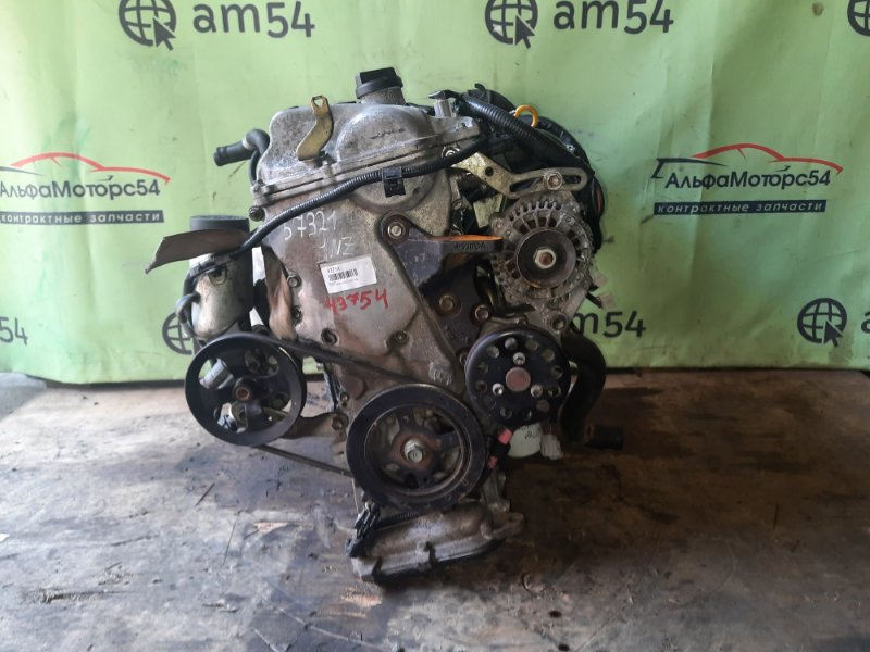 Двигатель Toyota Probox NCP51 1NZ-FE 2006