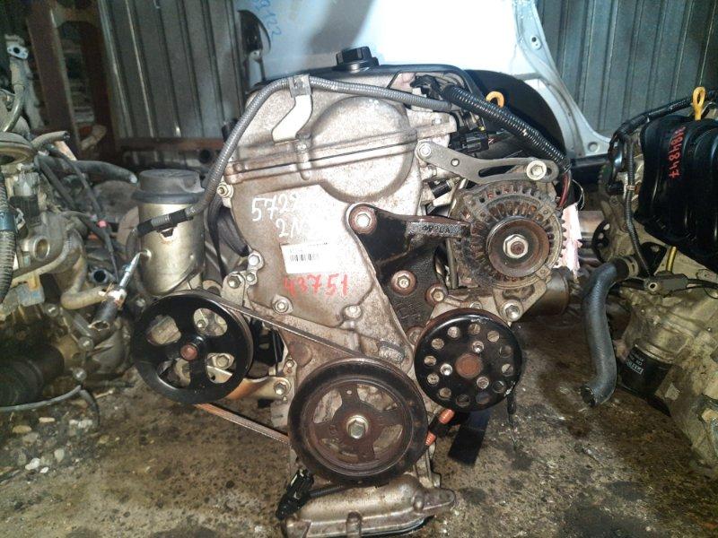 Двигатель Toyota Corolla NZE120 2NZ-FE 2002