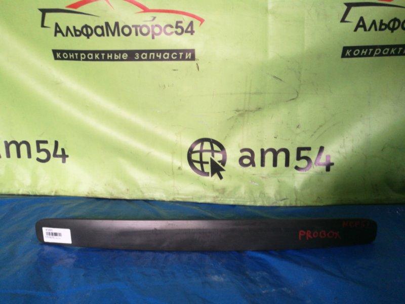 Вставка между стопов Toyota Probox NCP51 1NZ-FE 2001