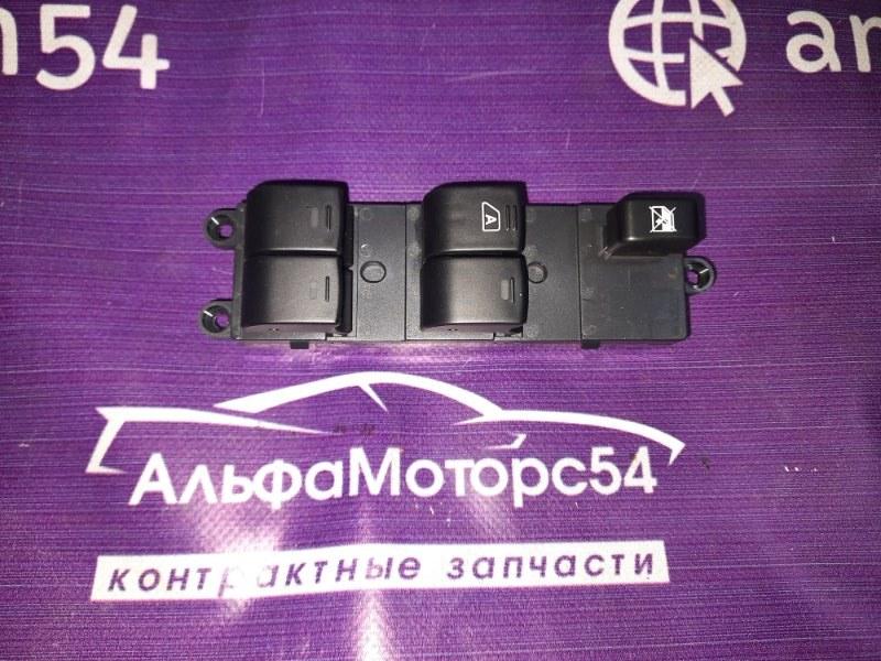 Блок управления стеклоподъемниками Nissan Qashqai J10 MR20DE 2008