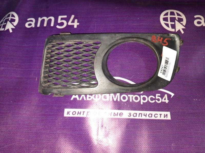 Заглушка бампера Subaru Legacy BH5 EJ202 2000 передняя правая