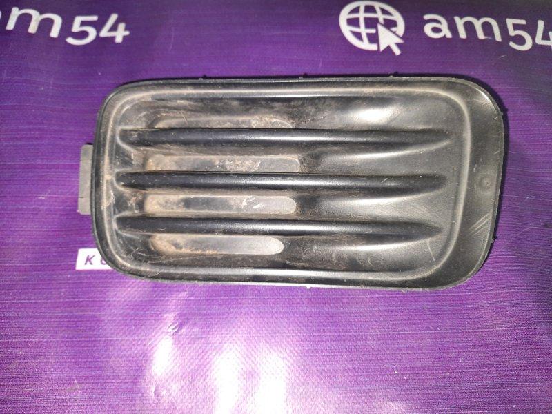 Заглушка бампера Honda Accord CL7 K20A 2003 передняя левая