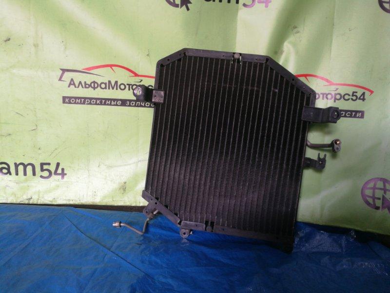 Радиатор кондиционера Toyota Hiace KZH120 1KZ-FE 2009