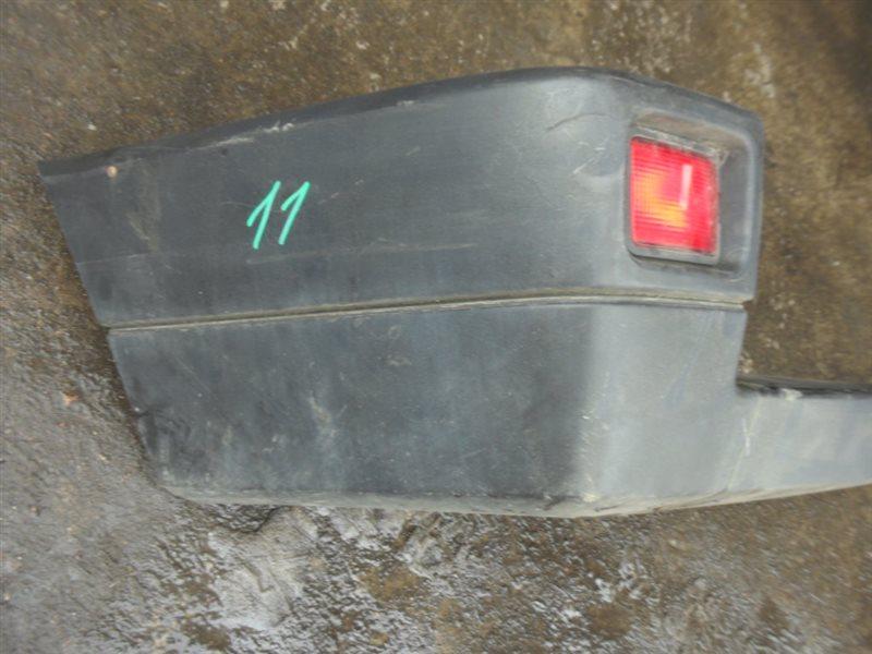 Бампер Vw Transporter T4 7DB AAB 1994 задний левый