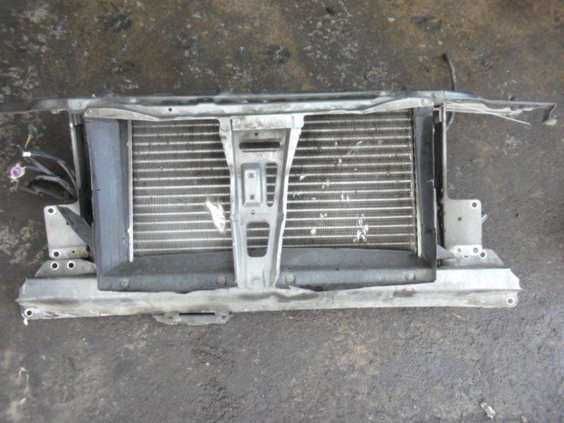 Панель передняя кузовная Audi 80 B3 PM 1990 передний