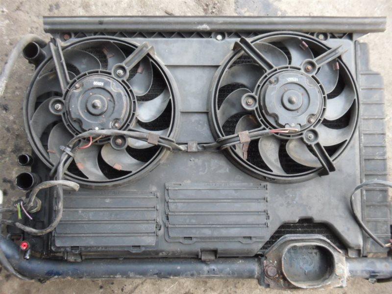 Вентилятор радиатора Audi 80 B4 AAZ 1993