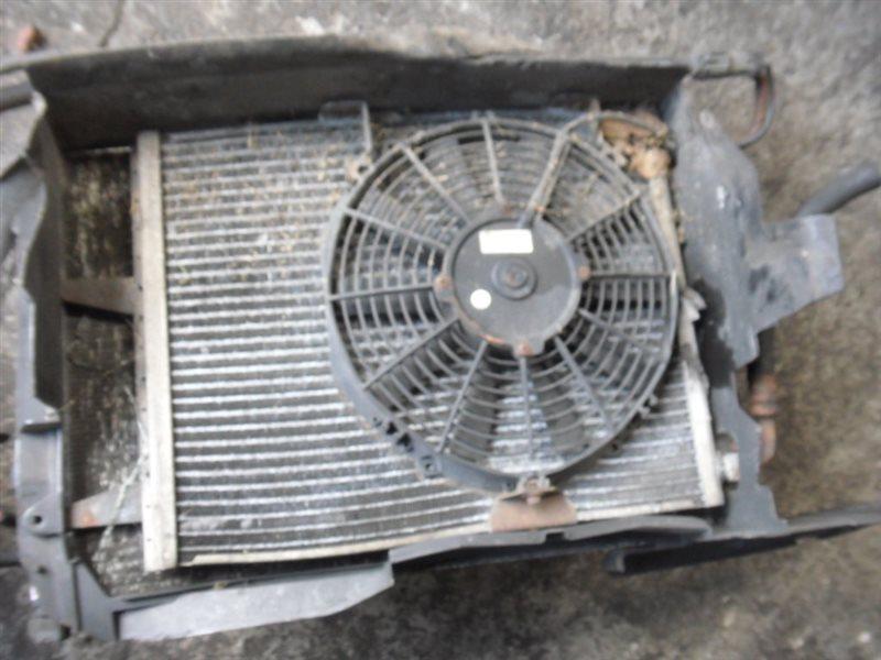 Радиатор двс Vw Passat B4 3A2 ADZ 1994